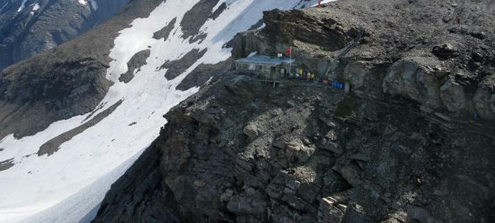 Kistenpasshütte Adlerhorst