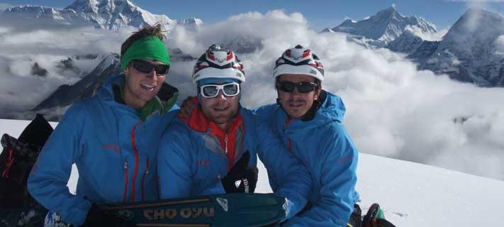 Mera Peak Gipfelerfolg