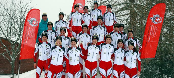 SAC Nationalmannschaft Skitourenrennen